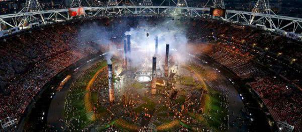 Juegos Olímpicos: Álbum de ceremonia inaugural es el más descargado de iTunes - El Colombiano