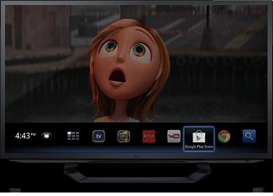 Google apostará por los juegos en streaming en sus próximos televisores