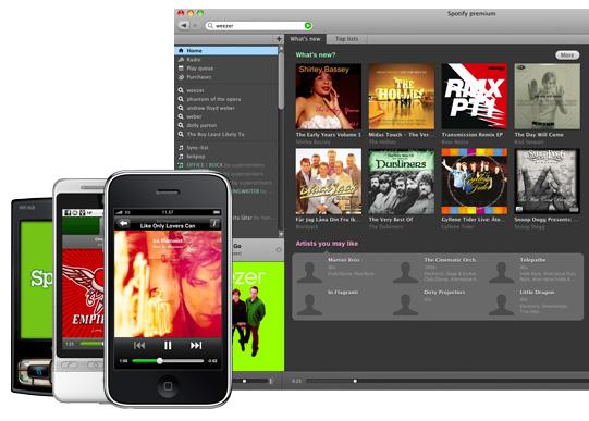 Spotify ofrecerá un servicio gratuito para dispositivos Android