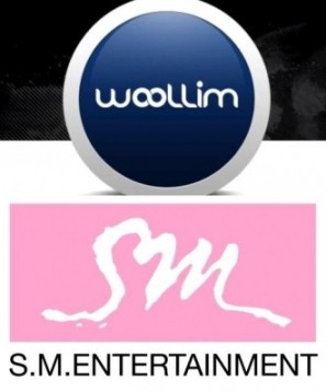 S.M. Entertaiment & Woollim